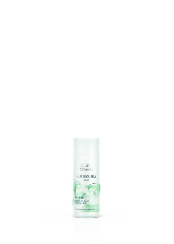 WP Nutricurls Shampoo Waves 50ml