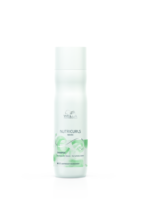 WP Nutricurls Shampoo Waves 250ml