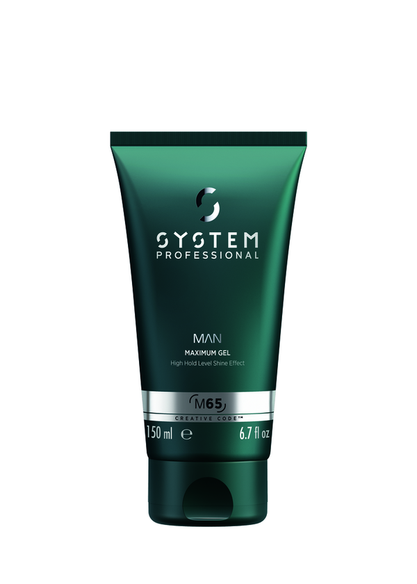 System Professional MAN Maximum Gel 150ml